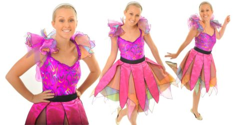 Fairy themed party entertainment Barbie Mariposa