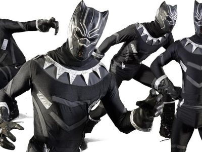 Black Panther Avengers Kids party entertainers Sydney Superheroes Inc