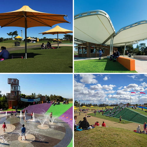 Blaxland Park Party Ideas venues and services for children's birthday parties in Sydney's Inner West