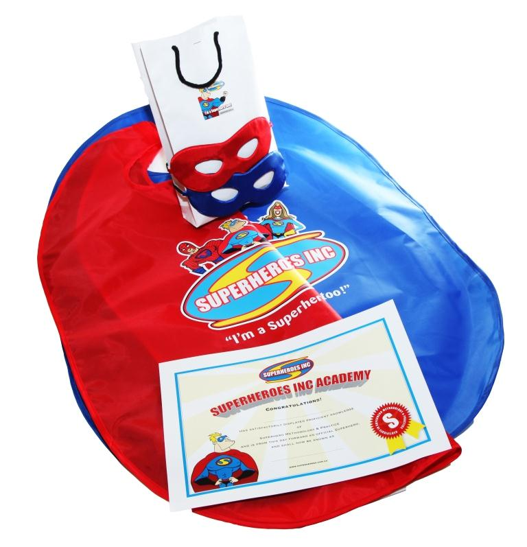 Superhero Gift Pack