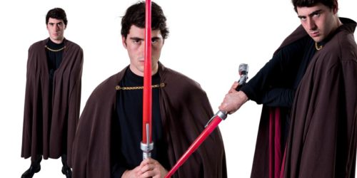star wars themed jedi kids birthday party entertainment Count Dooku