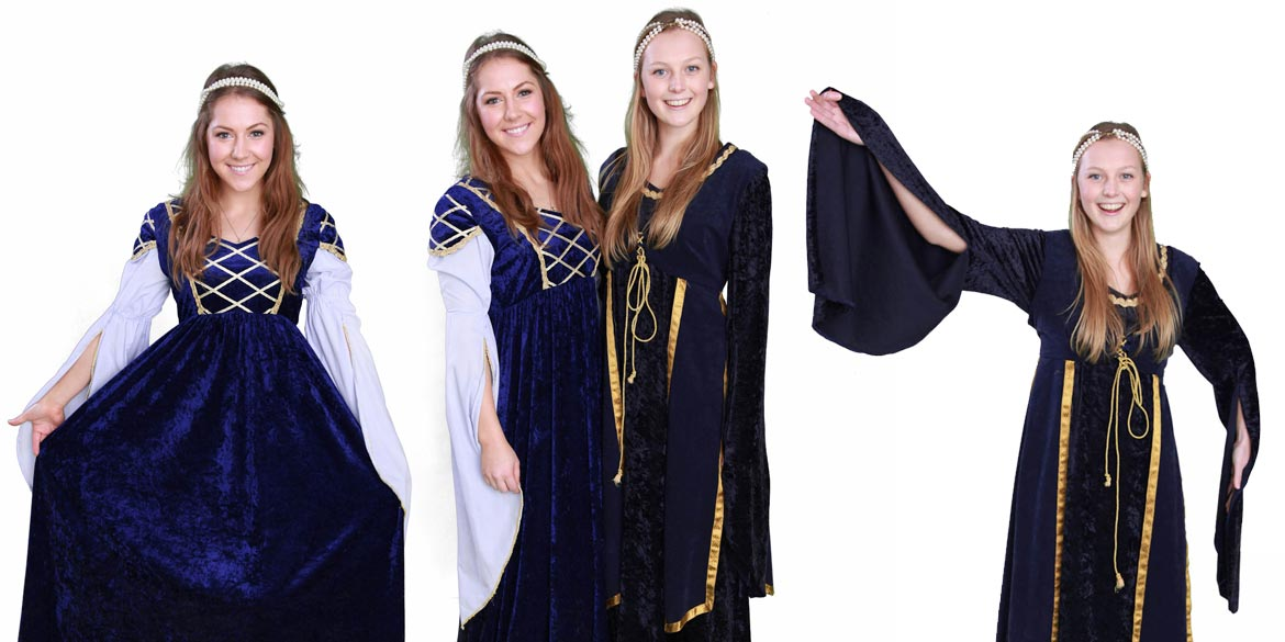 Medieval Princess themed party entertainment