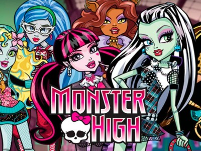 Image of Monster high characters for Monster high birthday parties in Sydney from Superheroes Inc