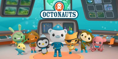 Image of Octonauts crew