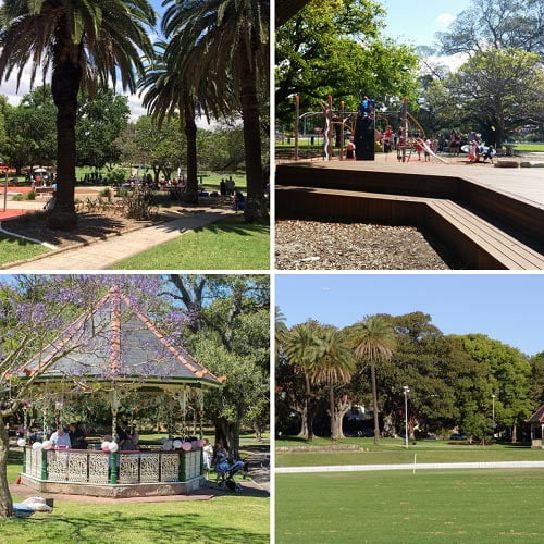 Kids Birthday Party Venues Parks
