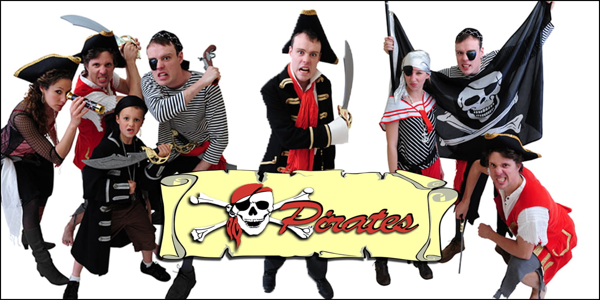 Pirate themed Kids Party Entertainment Sydney