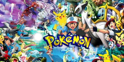 Image of Pokémon characters