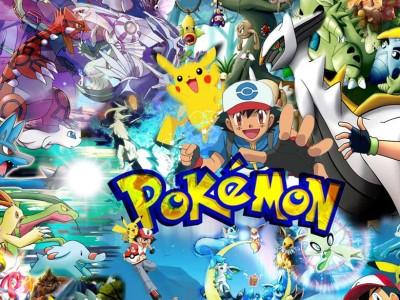 Image of Pokémon characters