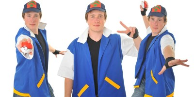 Image of Pokemon kids party entertainer in Sydney from Superheroes Inc