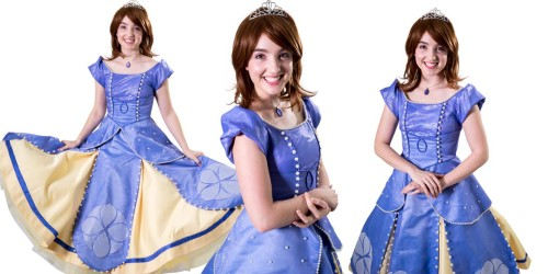 Image of Sofia the first kids Princess party entertainer in Sydney from Superheroes Inc