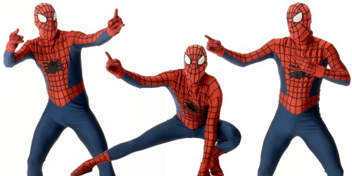 Image of Spiderman kids birthday party entertainer in Sydney from Superheroes Inc