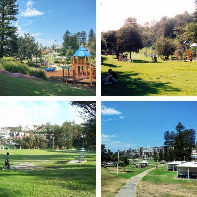 Sydney's Ultimate Kids Party Guide Superheroes Inc Eastern Suburbs Bronte Park