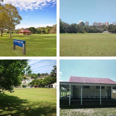 Sydney's Ultimate Kids Party Guide Superheroes Inc Eastern Suburbs Lough Playing Fields