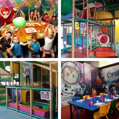 Sydney's Ultimate Kids Party Guide Superheroes Inc Eastern Suburbs Monkey Mania