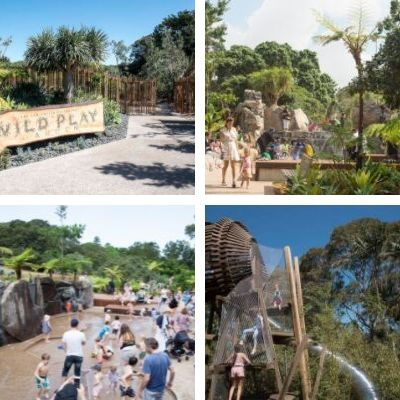 Sydney's Ultimate Kids Party Guide Superheroes Inc Eastern Suburbs The Ian Potter Children's WILD PLAY Garden