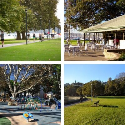 Sydney's Ultimate Kids Party Guide Superheroes Inc Eastern Suburbs Rushcutters Bay Park