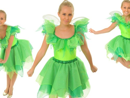 Image of Tinkerbell kids party entertainer in Sydney from Superheroes Inc
