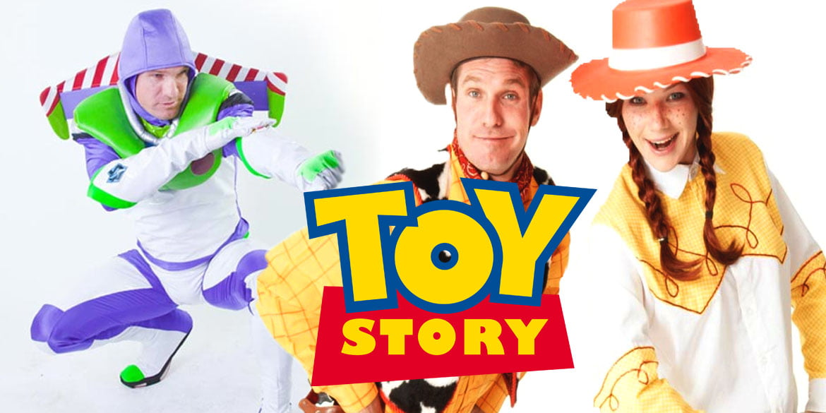 Toy Story Party Kids party entertainers Sydney Superheroes Inc