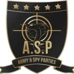 Army & Spy Parties Logo - cropped
