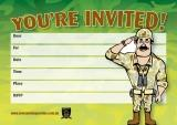 Army invite small