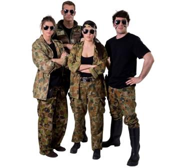 Commando Crew