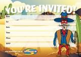 Cowboy invite small