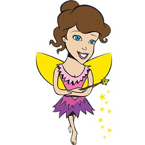 picture of Kids Party Entertainment Fairy Cartoon character