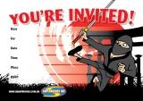 Ninja invite