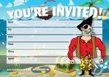 Pirate invite