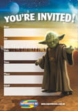Star Wars Invite Picture
