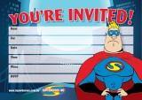 SuperTrev invite