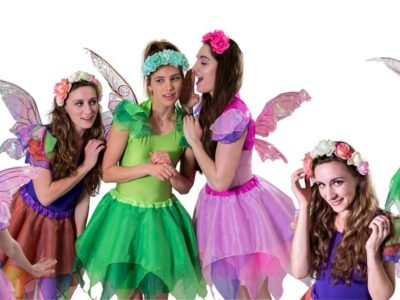 Fairy kids party entertainers in Sydney from Superheroes Inc