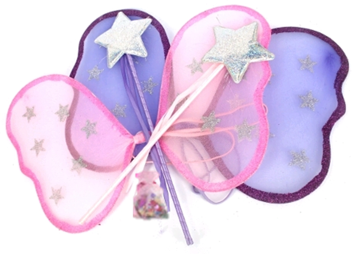 Image of fairy party bag from Superheroes Inc