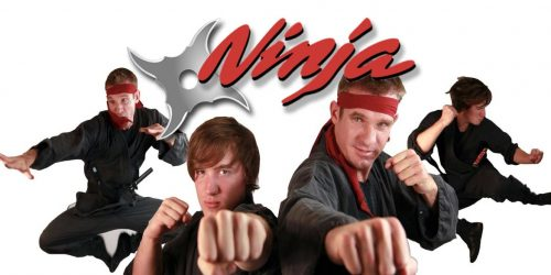 Ninja Themed Birthday Parties Sydney