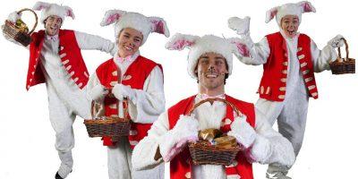 Easter Bunny Birthday Party Entertainment Sydney