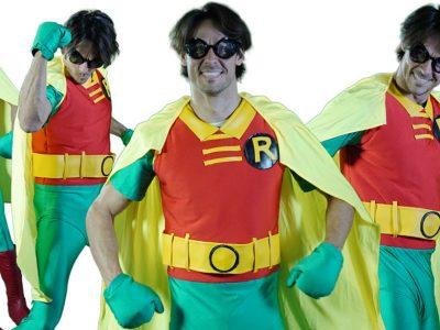 Batman and Robin Birthday Party Entertainment Sydney