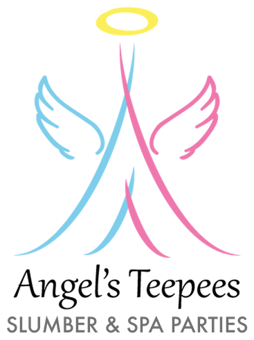 logo for Angels Teepees