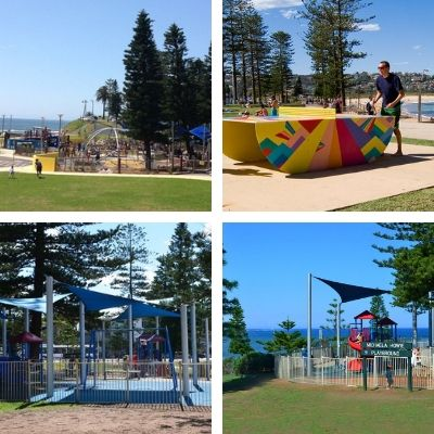 Sydney's Ultimate Kids Party Guide Superheroes Inc Northern Beaches Dee Why Beach and Playground
