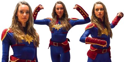 Captain Marvel Birthday Party Entertainment Sydney