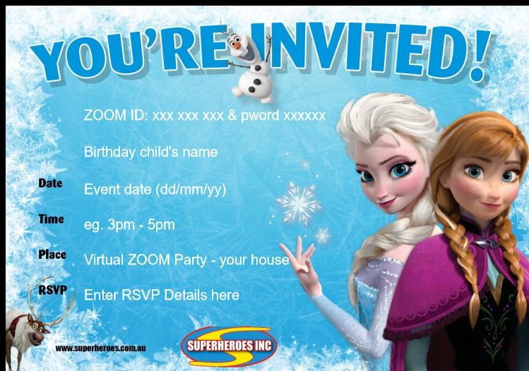 Invite Example